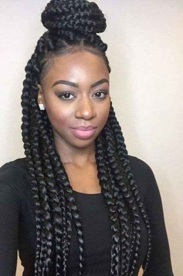75 Black Braided Hairstyles To Add To Your To Do List