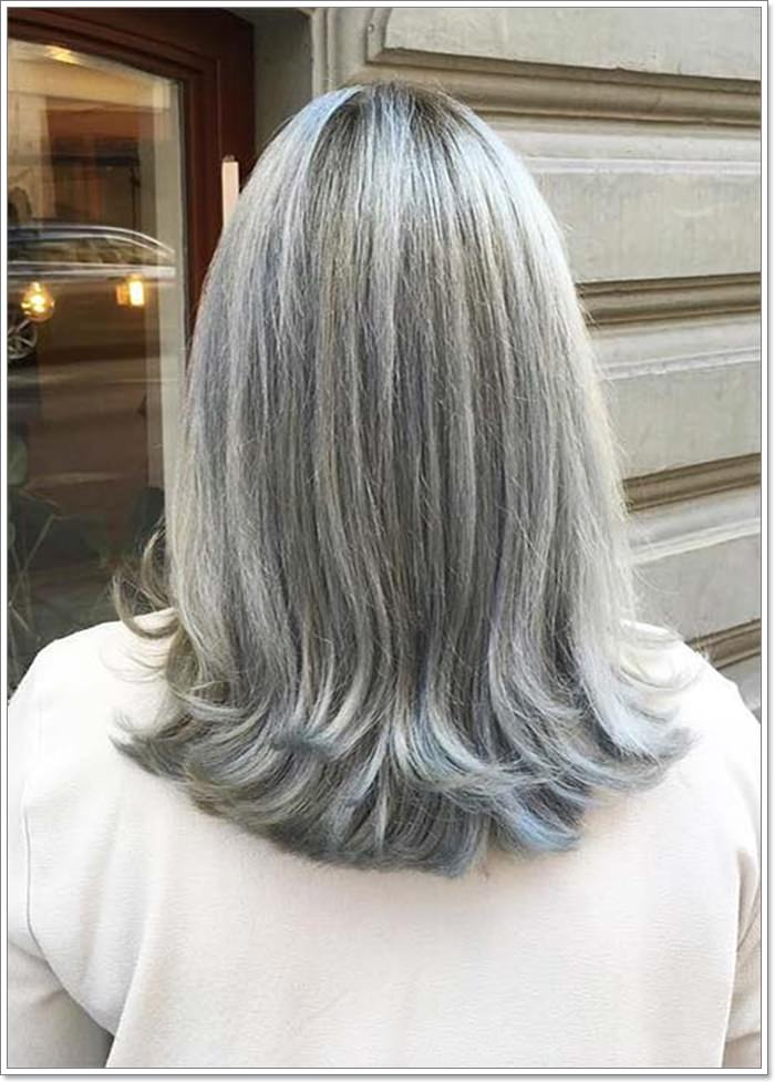 Layered Hairstyles Hairstyles For Women Over 50 91
