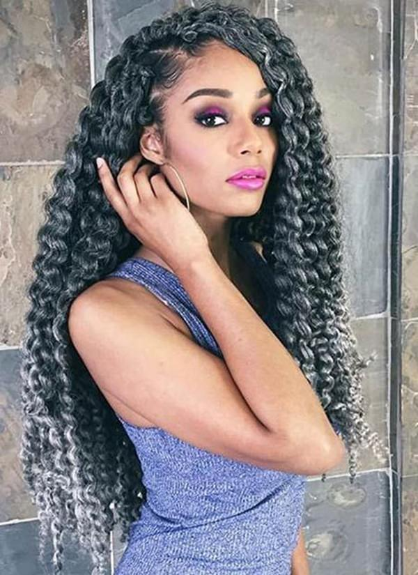 84 New Crochet Braids Looks For A Healthy Hairstyle Change