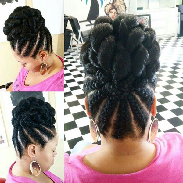 103 Stunning And Easy To Do Braided Updo For All Occasions
