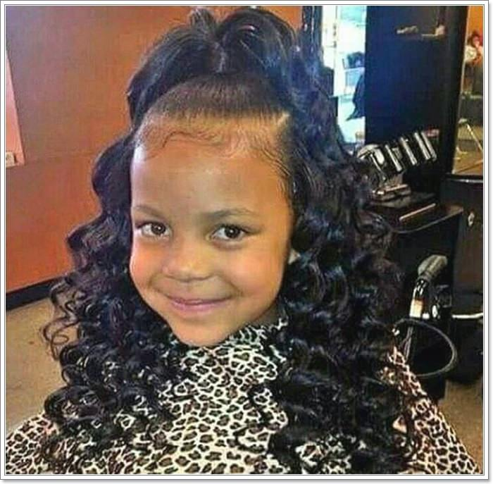 Girls Wedding Hairstyles: 120 Little Girl Hairstyles Perfect For All Occasions
