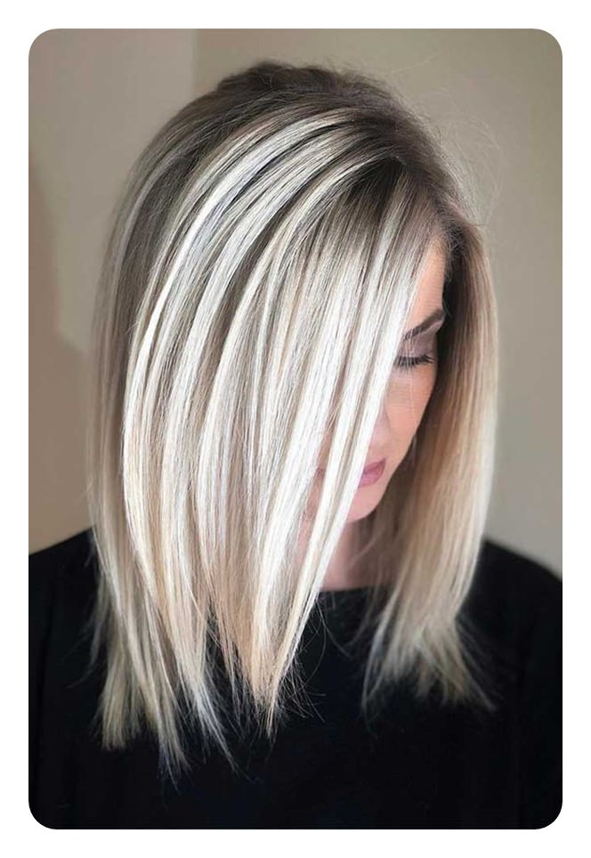 77 Stunning Long Bob Hairdos That You Will Fall in Love With