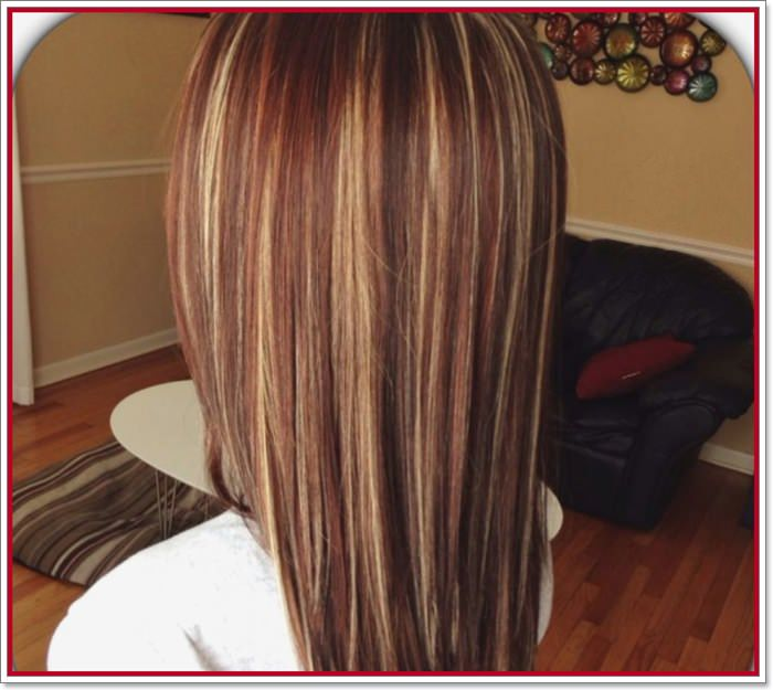111 Trendy Natural Brown Hair With Blonde Highlights Looks ...