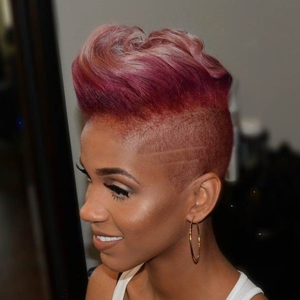 101 Daring And Bold Shaved Hairstyles For Women For A Unique Look