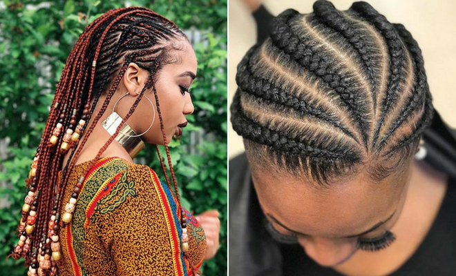 109 Protective African Braids For Hot Seasons | MixMatchFashion