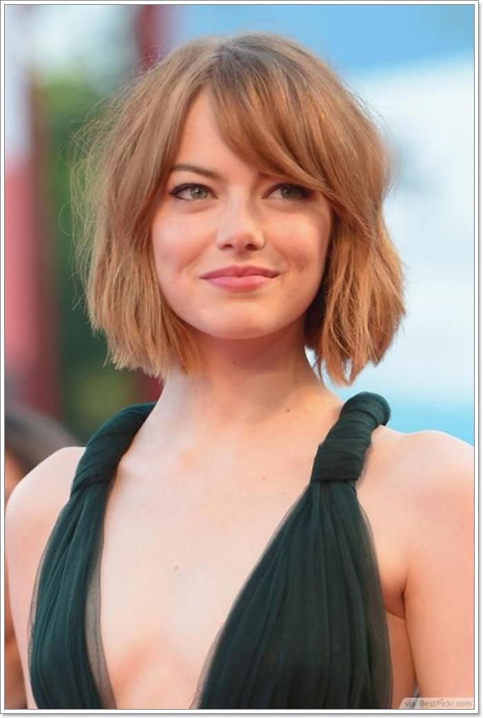 Hairstyles with short square ladies faces for 10 Pixie