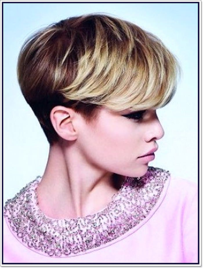 93 Wedge Haircut That Will Make You Look Classy And Stylish