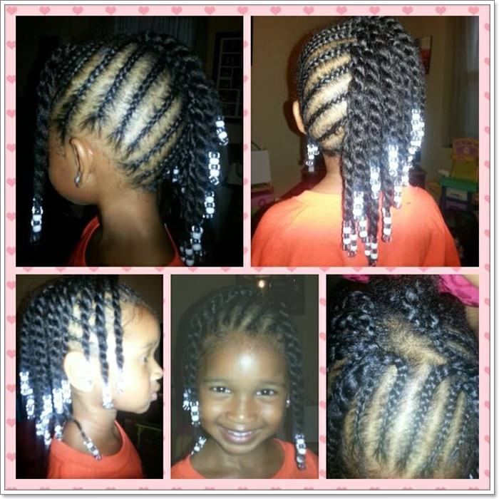 103 Adorable Time Saving Braid Hairstyles For Kids All Ages