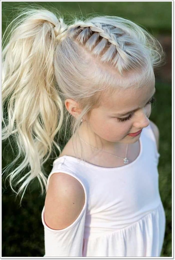 Swell 103 Adorable Time Saving Braid Hairstyles For Kids All Ages Schematic Wiring Diagrams Amerangerunnerswayorg