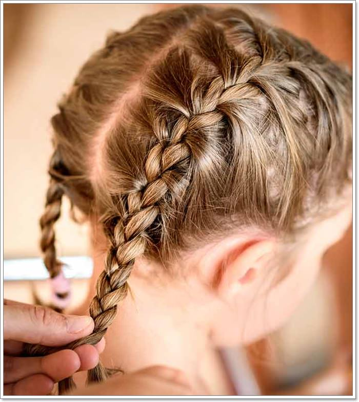 Excellent 103 Adorable Time Saving Braid Hairstyles For Kids All Ages Schematic Wiring Diagrams Phreekkolirunnerswayorg