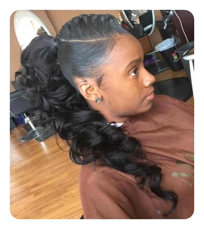 101+ Seductive Weave Ponytail Examples to Extend Your Appeal
