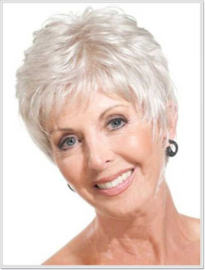 75 Easy Hairstyles for Women Over 60 That You can Try Today