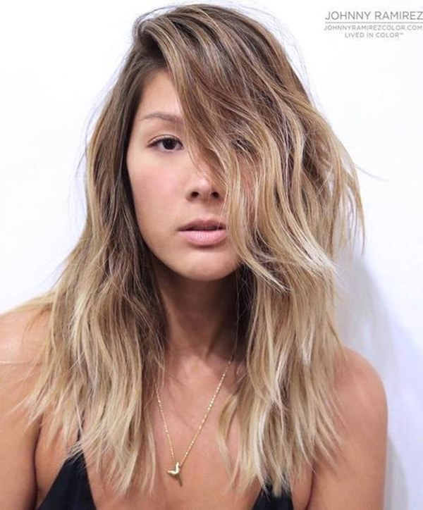 Layered Shoulder Length Hairstyles For Long Faces 101