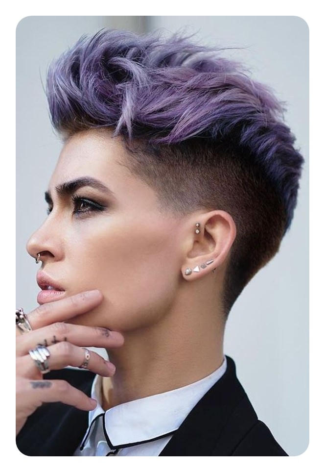 71 Undercut Women Ideas Perfect For A Bold And Expressive