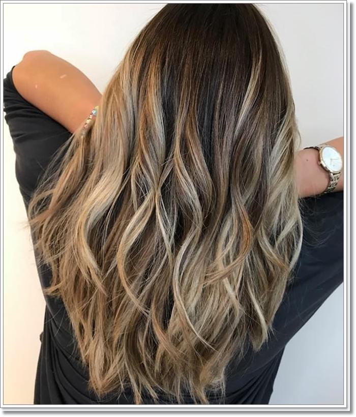 101 Brown Hair With Blonde Highlights